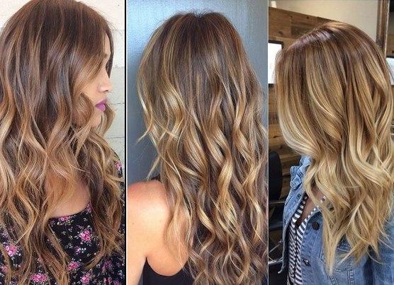 Как сделать выгоревшие волосы фото 419