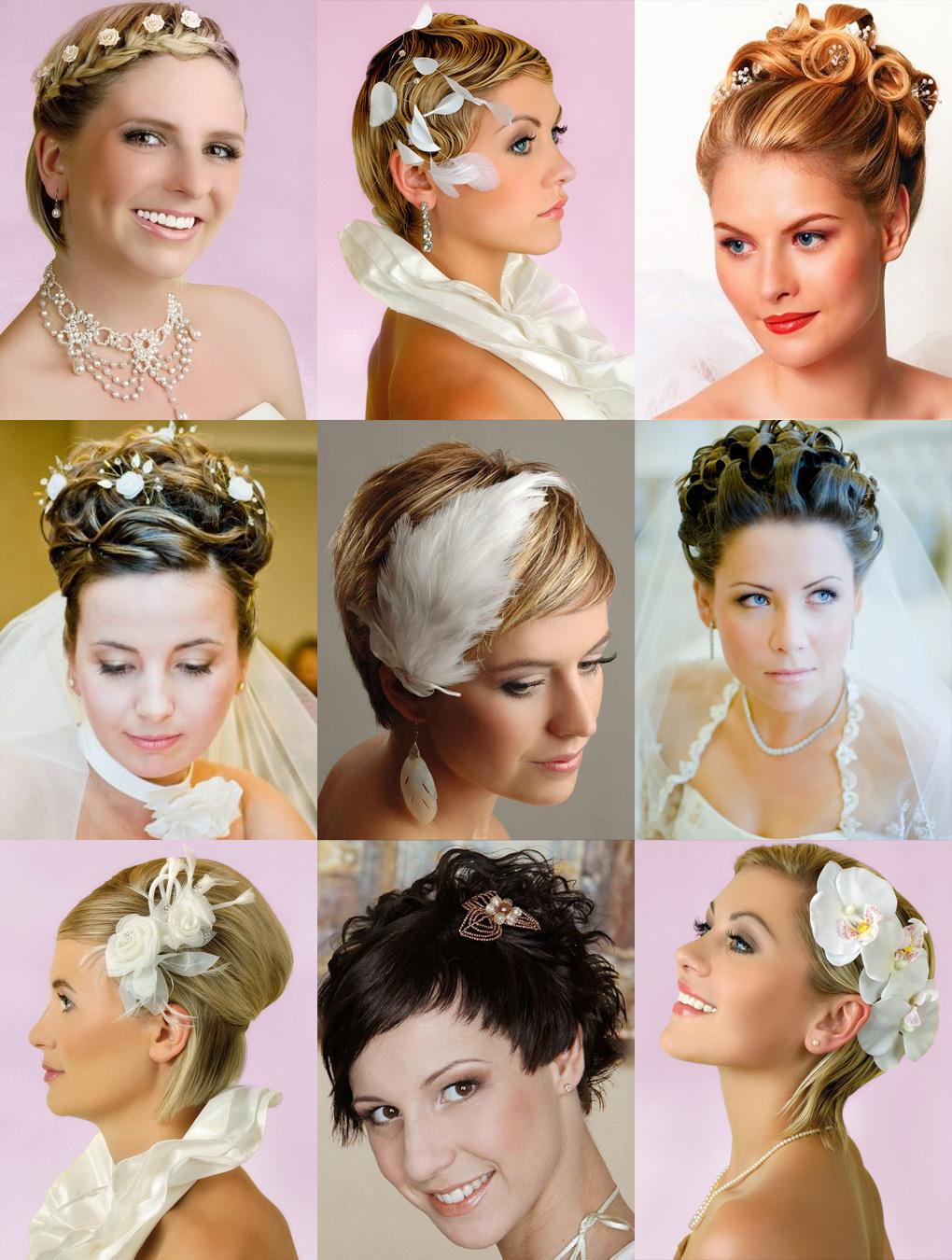 Свадебные прически с фото на все типы волос - Мир Позитива 91