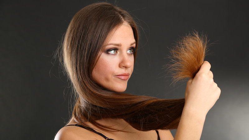 Маски для волос секущихся кончиков