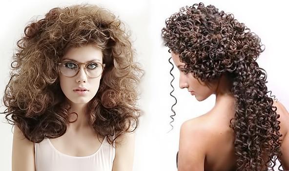 Какие есть виды химической завивки и что делать с волосами после нее