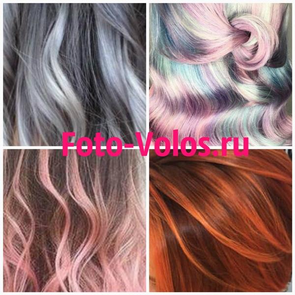 мелирование волос фото модный цвет 2017