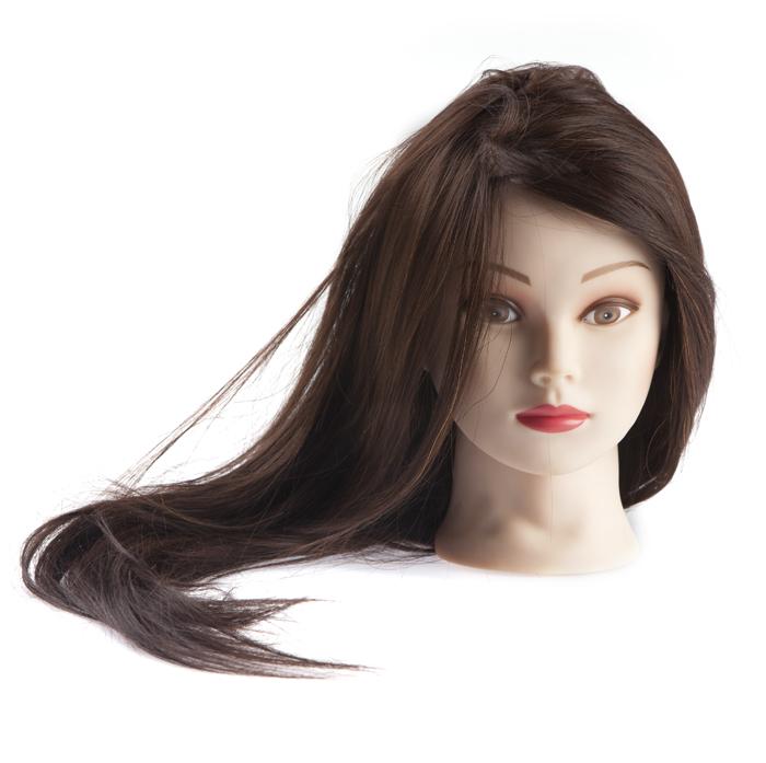 манекен голова с волосами фото цены